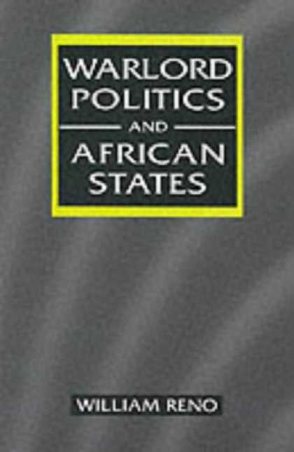 Books on Politics - Warlord Politics and African States