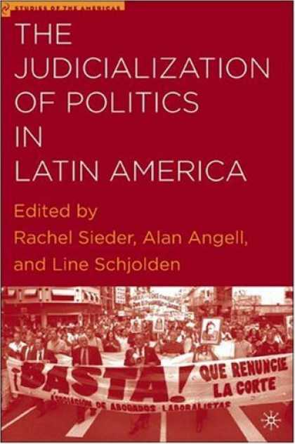 Books on Politics - The Judicialization of Politics in Latin America (Studies of the Americas)
