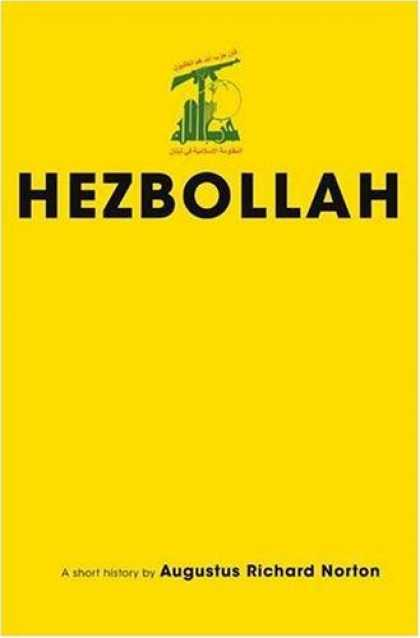 Books on Politics - Hezbollah: A Short History (Princeton Studies in Muslim Politics)