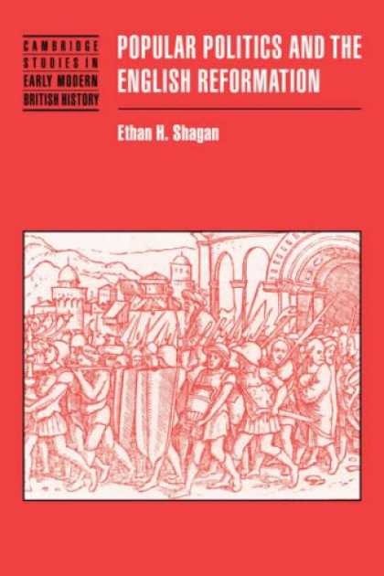 Books on Politics - Popular Politics and the English Reformation (Cambridge Studies in Early Modern