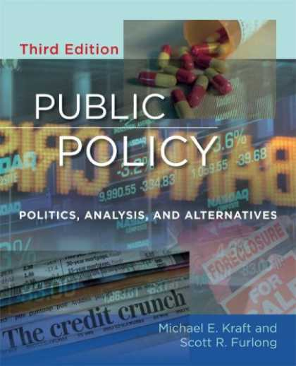 Books on Politics - Public Policy: Politics, Analysis, and Alternatives