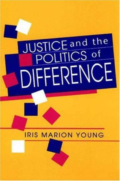 Books on Politics - Justice and the Politics of Difference