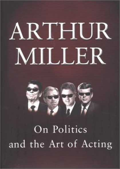 Books on Politics - On Politics and the Art of Acting