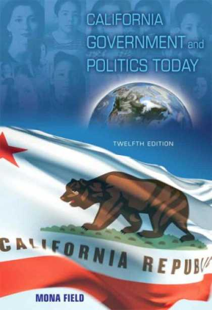 Books on Politics - California Government and Politics Today (12th Edition) (MySearchLab Series)