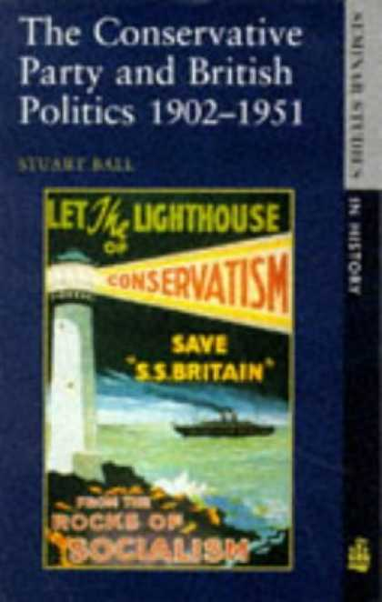 Books on Politics - The Conservative Party and British Politics 1902-1951 (Seminar Studies in Histor