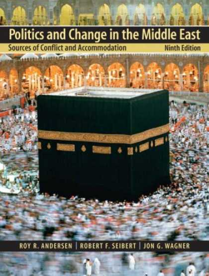 Books on Politics - Politics and Change in the Middle East (9th Edition) (MySearchLab Series)