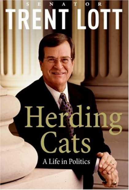 Books on Politics - Herding Cats: A Life in Politics