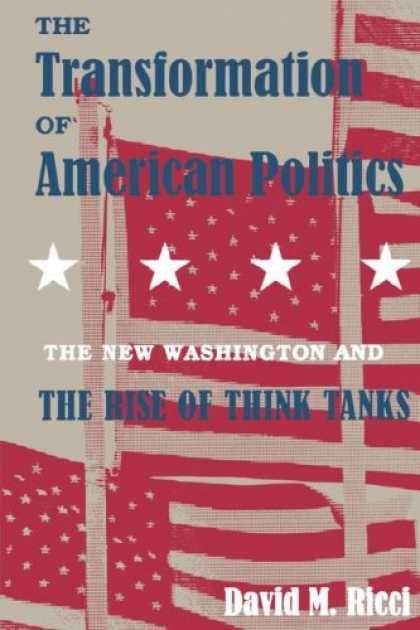 Books on Politics - The Transformation of American Politics: The New Washington and the Rise of Thin