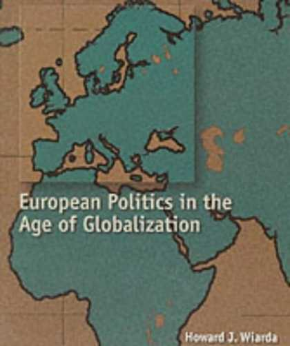 Books on Politics - European Politics in the Age of Globalization