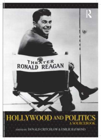 Books on Politics - Hollywood and Politics: A Sourcebook