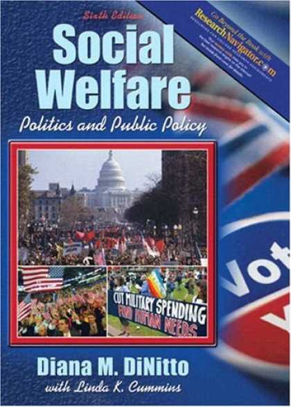 Books on Politics - Social Welfare: Politics and Public Policy (Research Navigator Edition, with The
