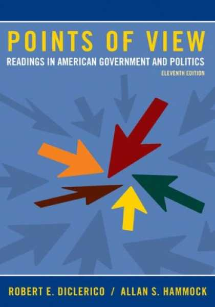 Books on Politics - Points of View: Readings in American Government and Politics