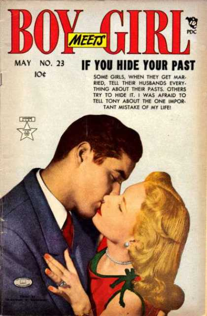 Boy Meets Girl 23 - Woman - Man - Star - Pdc - If You Hide Your Past