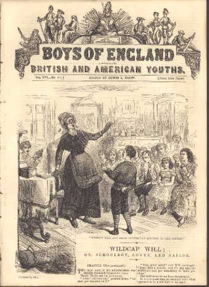Boys of England 10