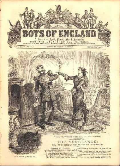 Boys of England 12