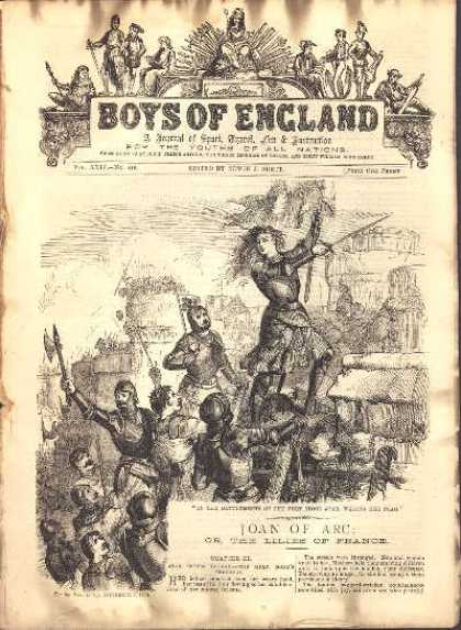 Boys of England 13
