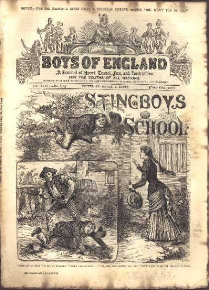 Boys of England 14