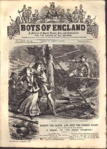 Boys of England 15