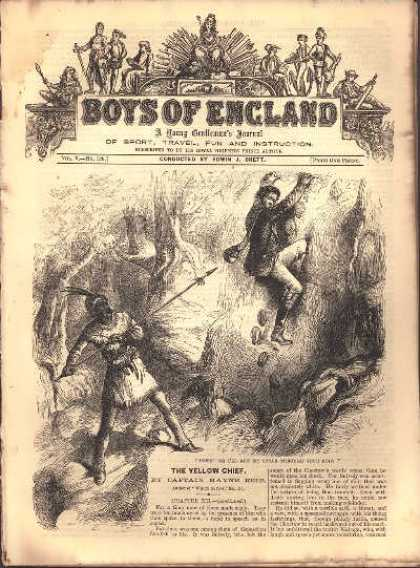 Boys of England 2