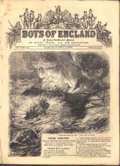 Boys of England 3