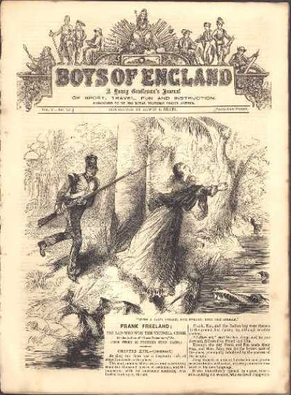 Boys of England 4