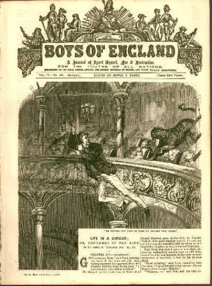 Boys of England 5