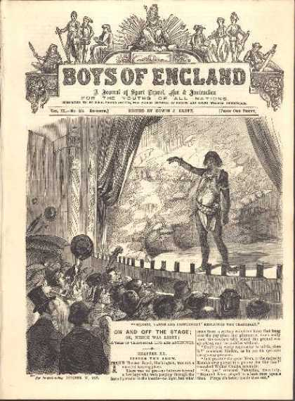 Boys of England 6