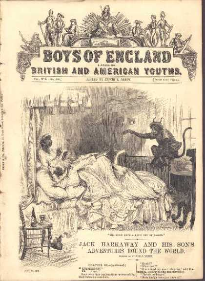 Boys of England 7
