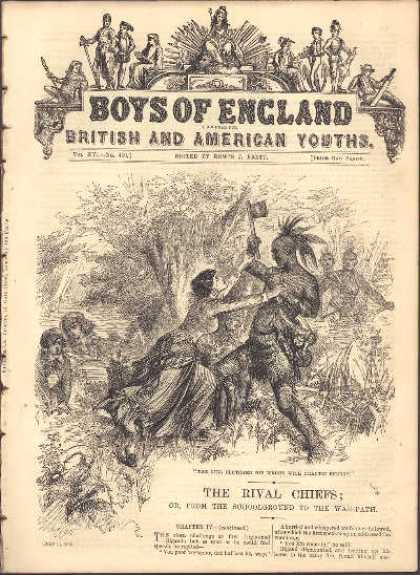 Boys of England 8