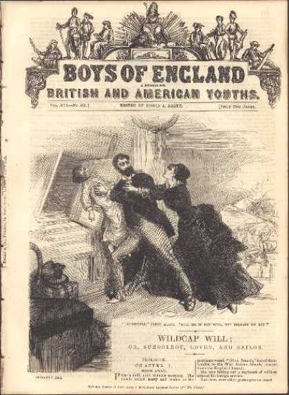 Boys of England 9