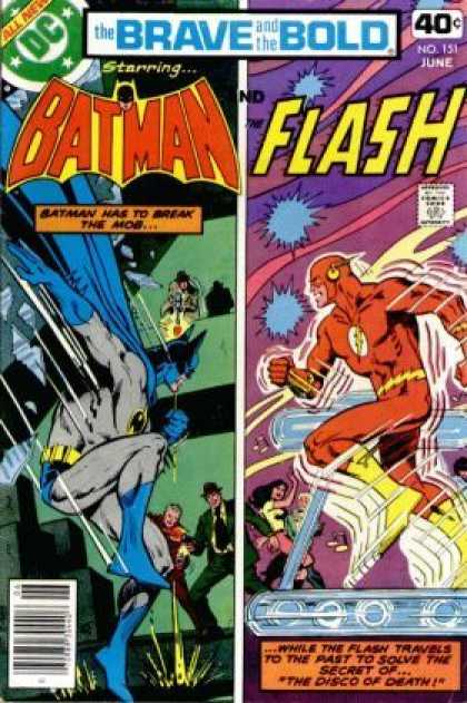Brave and the Bold 151 - Jim Aparo