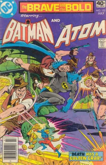 Brave and the Bold 152 - Jim Aparo