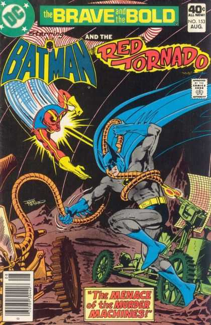 Brave and the Bold 153 - Jim Aparo