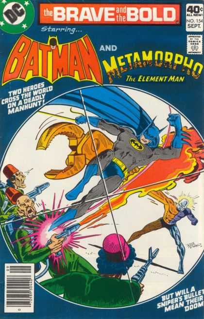 Brave and the Bold 154 - Jim Aparo
