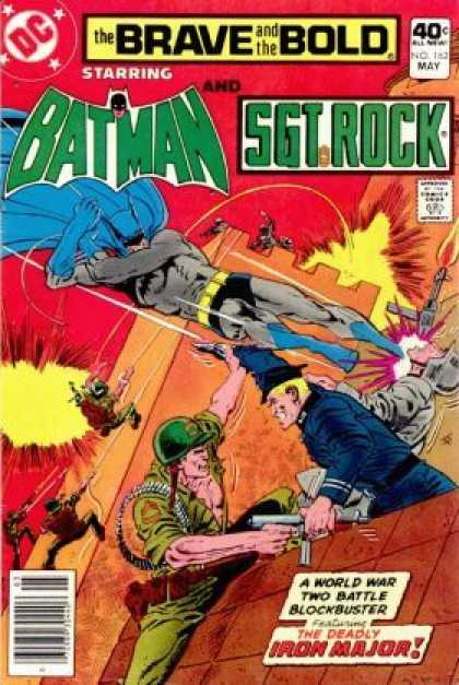 Brave and the Bold 162 - Jim Aparo