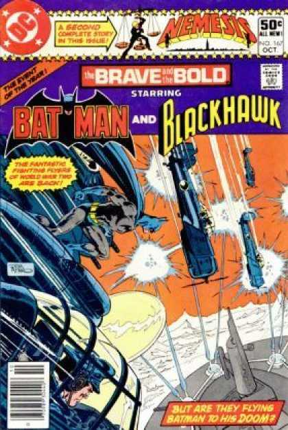 Brave and the Bold 167 - Jim Aparo