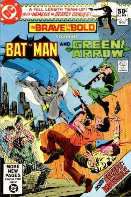 Brave and the Bold 168 - Jim Aparo