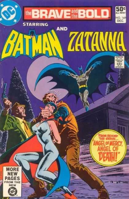 Brave and the Bold 169 - Jim Aparo