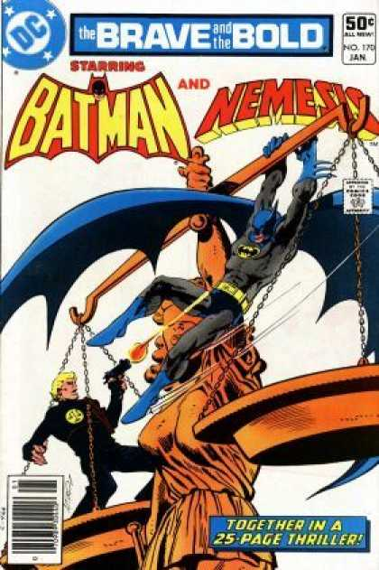 Brave and the Bold 170 - Jim Aparo