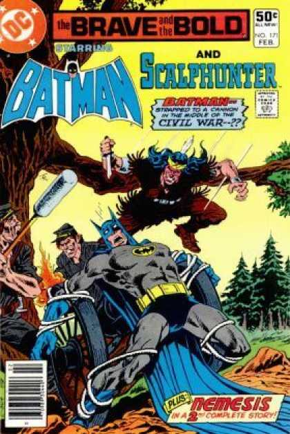 Brave and the Bold 171 - Jim Aparo