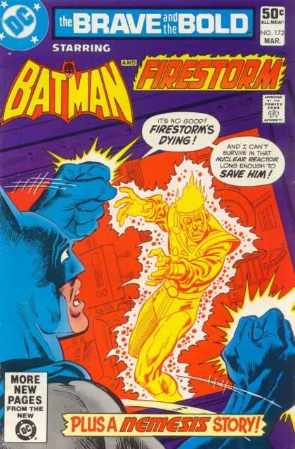 Brave and the Bold 172 - Jim Aparo