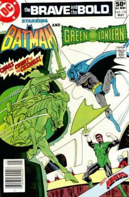 Brave and the Bold 174 - Jim Aparo