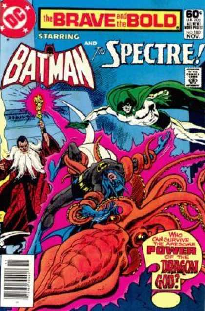Brave and the Bold 180 - Dc - Batman - The Spectre - Comics Code - Battle - Jim Aparo