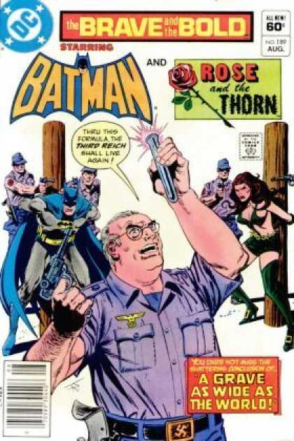 Brave and the Bold 189 - Jim Aparo