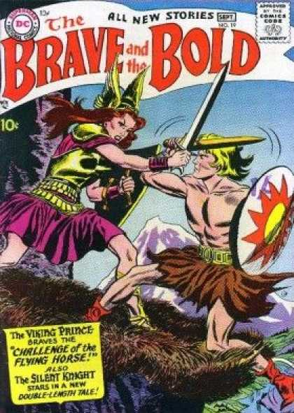 Brave and the Bold 19