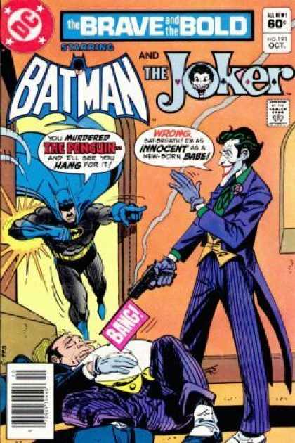 Brave and the Bold 191 - Jim Aparo