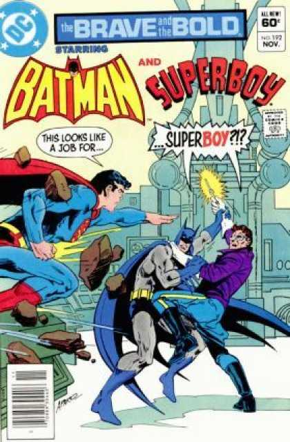 Brave and the Bold 192 - Jim Aparo