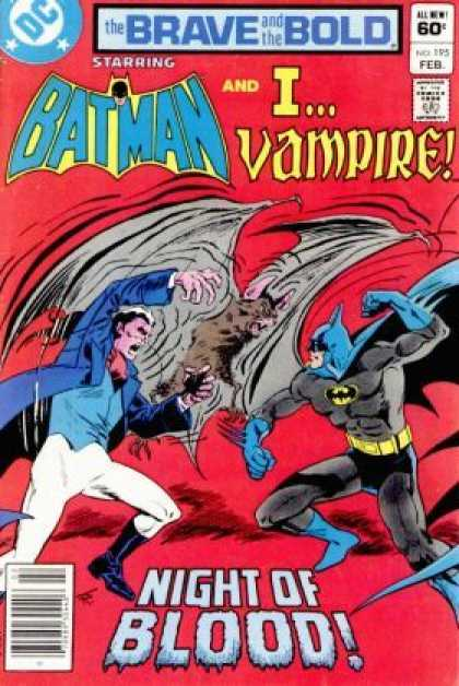 Brave and the Bold 195 - Jim Aparo