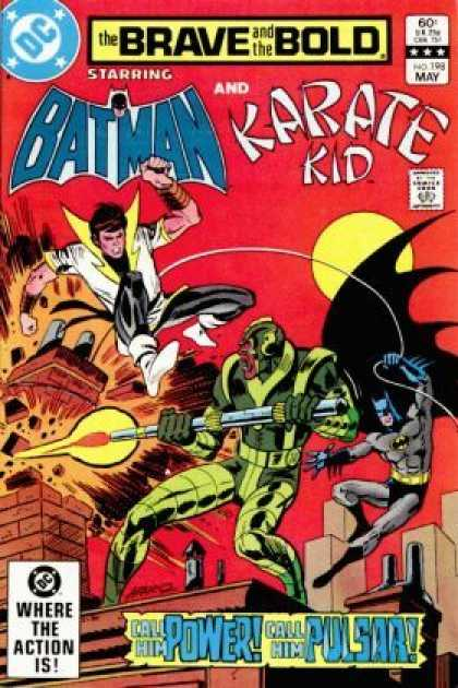 Brave and the Bold 198 - Jim Aparo