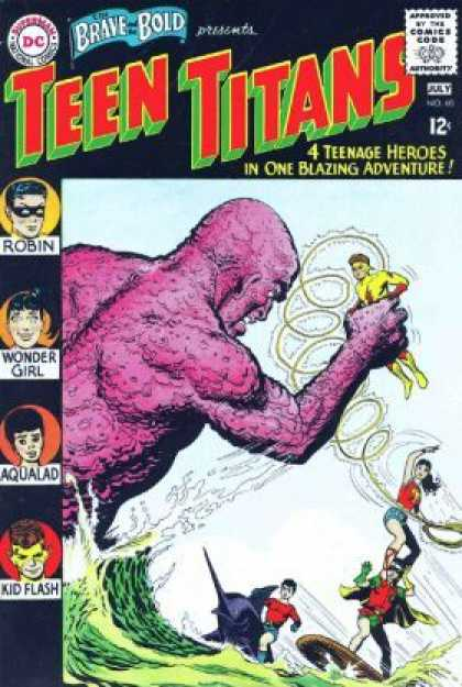 Brave and the Bold 60 - Nick Cardy